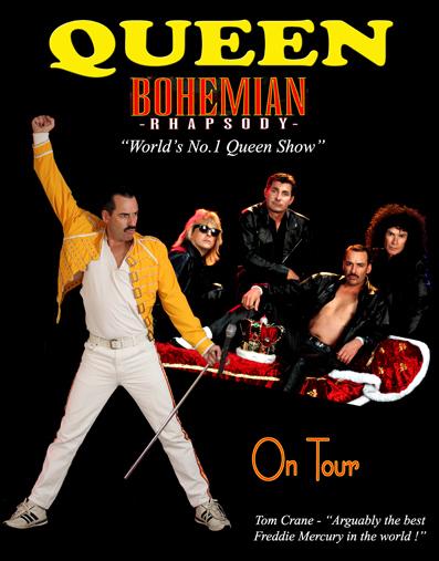 Queen Bohemian Rhapsody Premier Entertainment